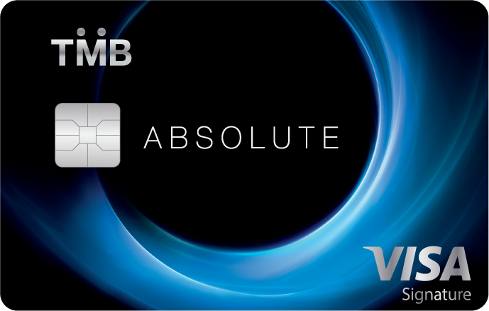TMB ABSOLUTE Visa Siganature Credit Card