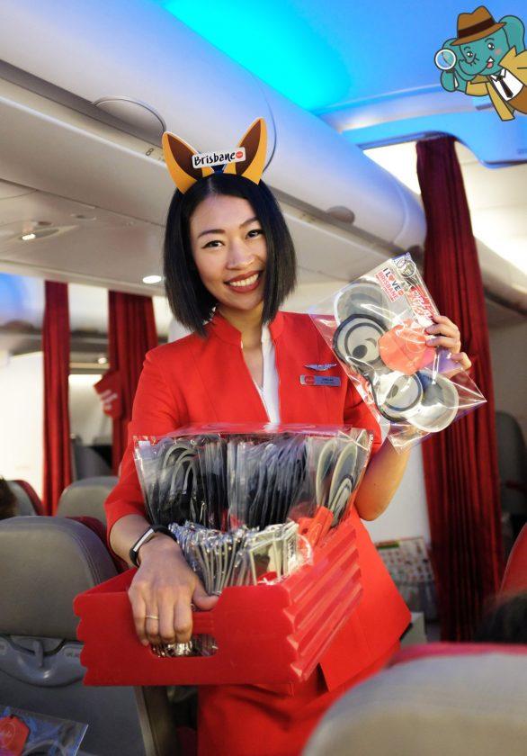 Thai AirAsia X Brisbane