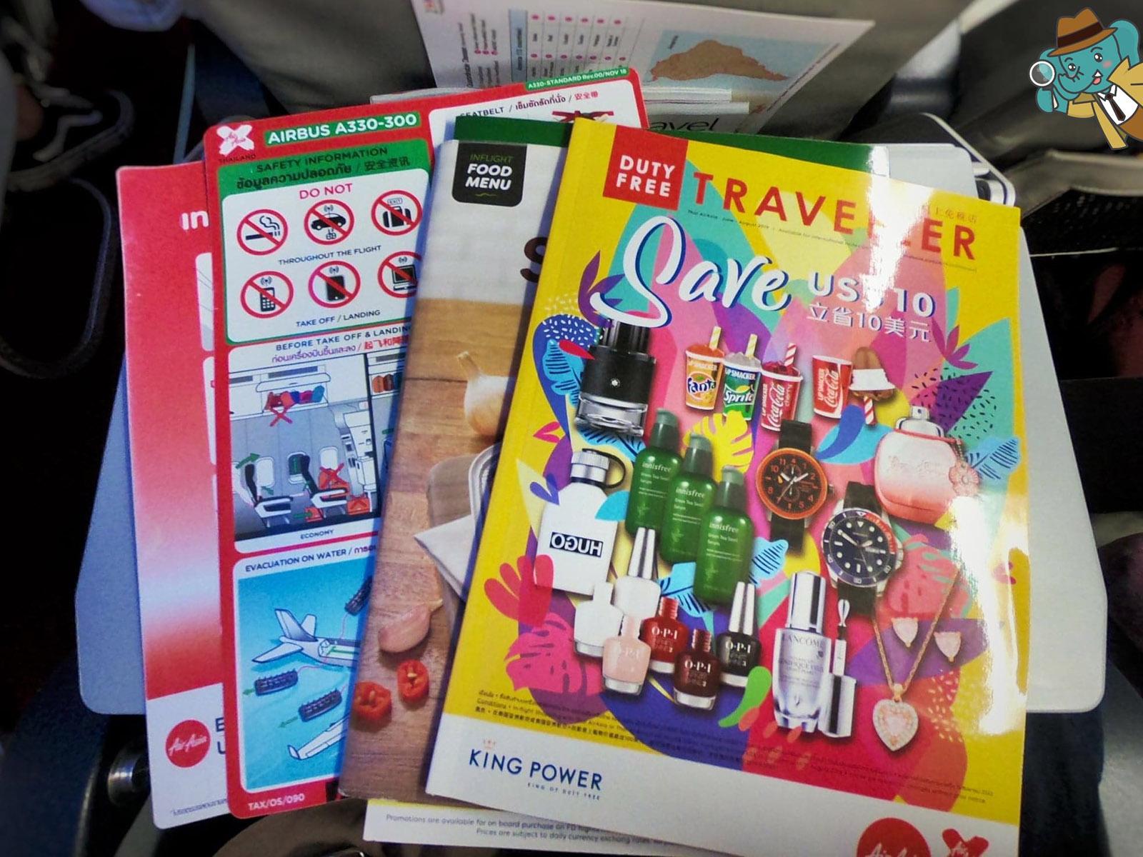 magazine thai airasia x