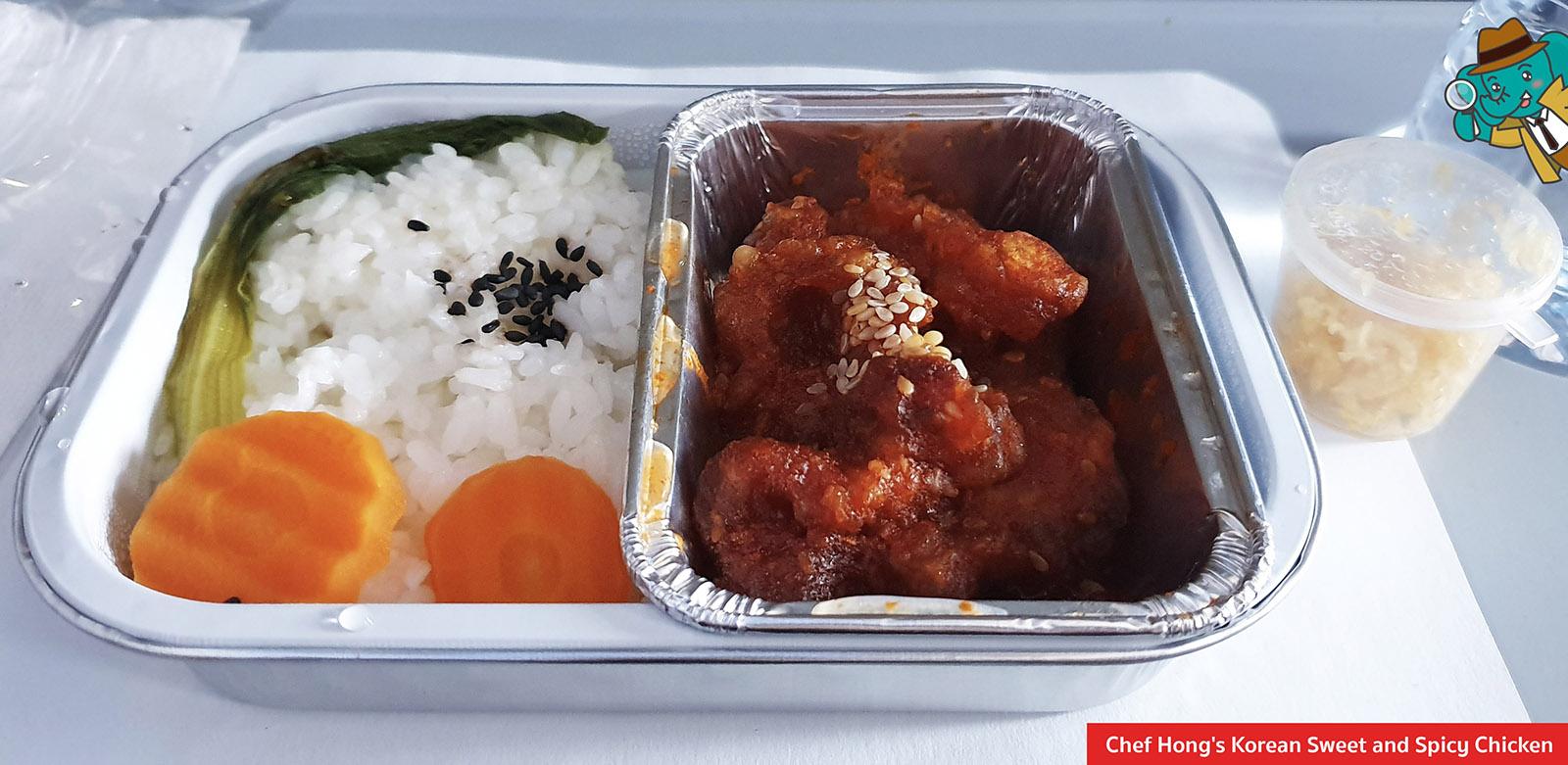 food thai airasia x