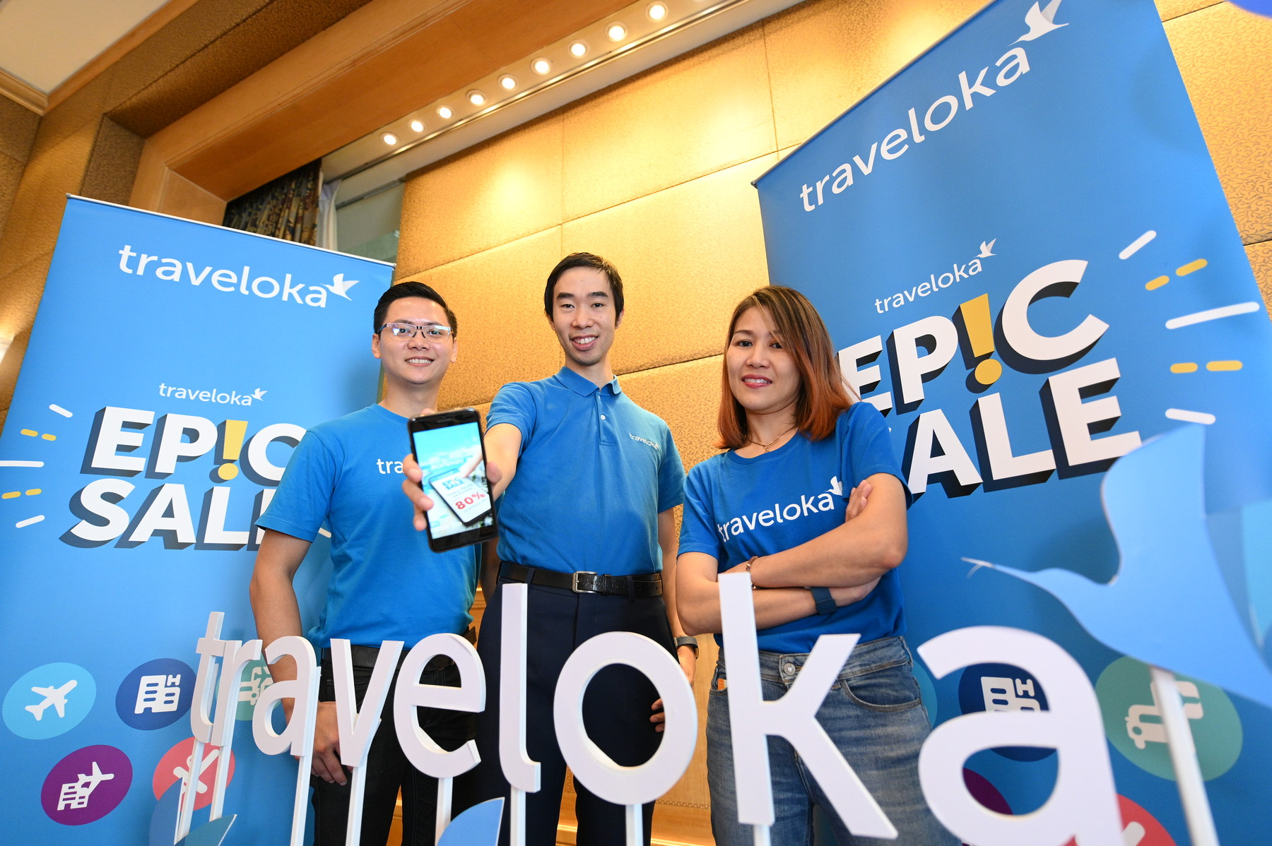 Traveloka_EPIC SALE