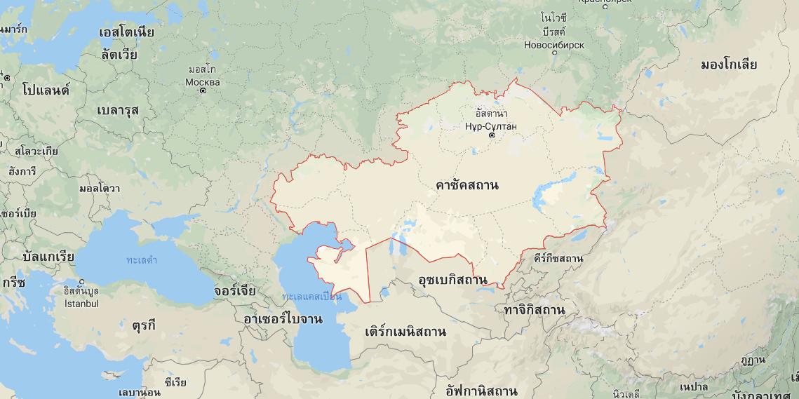 kazakhstan-map