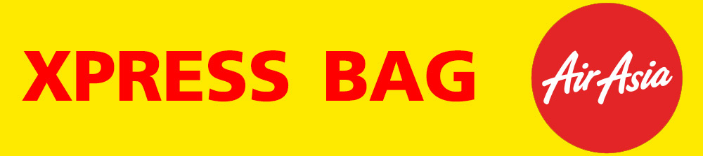 xpress-bag-airasia ธนาคารกรุงเทพ แอร์เอเชีย บัตรเครดิต xPress BAG