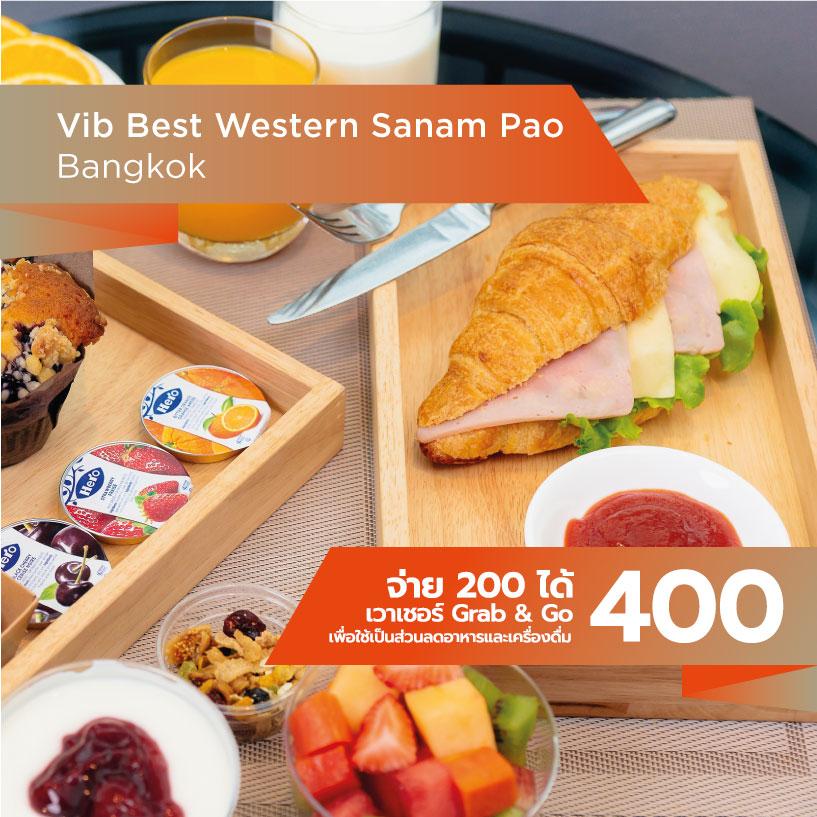 Vib Best Western Sanam Pao