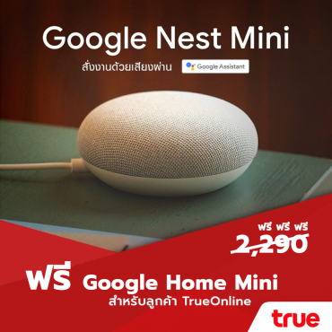trueonline-free-google-home-mini