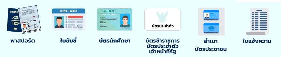 ลืมบัตรประชาชน บัตรประชาชนหมดอายุ